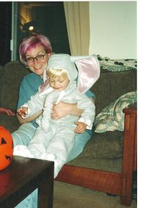 Me and Jonah, Halloween 2001