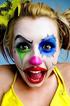 You Need a Dramaturg (Because Clowns are Creepy and Other - Clown Makeup