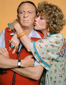 THE ROPERS, Norman Fell, Audra Lindley, 1977-84. © ABC / Courtesy: Everett Collection