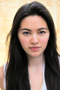 British actress Jessica Henwick. This is what a hapa actress looks like.