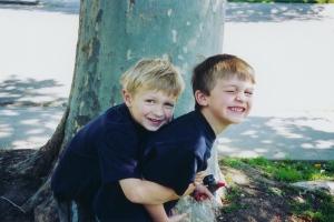 Jonah and Jacob, 2003