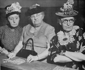 Suck it, Marlene, Esther, and Florence! See you at the next Hadassah meeting in my NEW HAT.