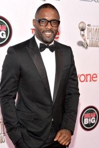 Idris Elba, the living embodiment of